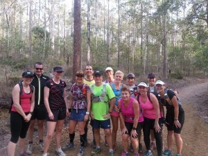Saturday Trailblazers sessions @ Gully car park, Bunyaville | Everton Hills | Queensland | Australia